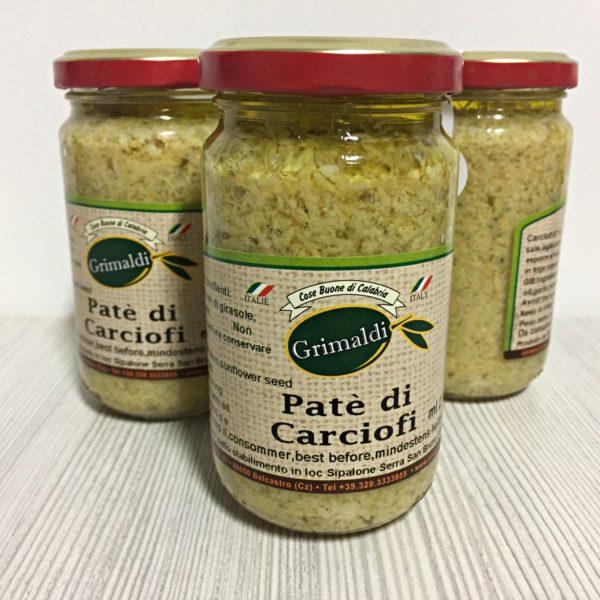 Paté di Carciofi