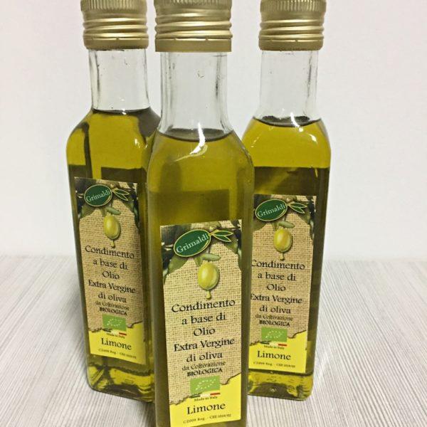 Bottiglia da 250 ml Aromatizzato Limone